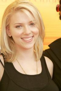 Scarlet Johannson In 2004